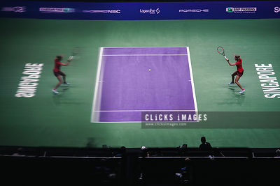 BNP Paribas WTA Finals Singapore presented by SC Global - Day 5