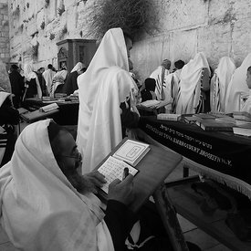 Jerusalem a holy city to Jews, Muslims, and Christians