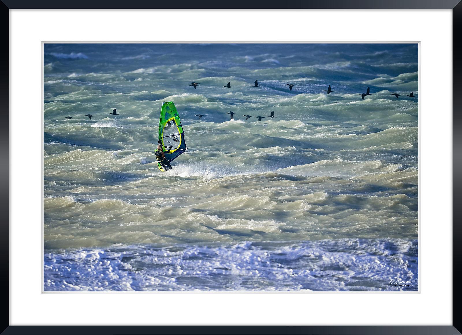 Olivier Caenen Photography Windsurf Cartouche A Wissant Ulla