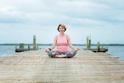 Portraits - Headshots | Trish Ezell | Yoga | Professional Headshots | St. Pete