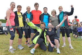 2014 The Inaugural Reigate Rampage Run Jul 6th