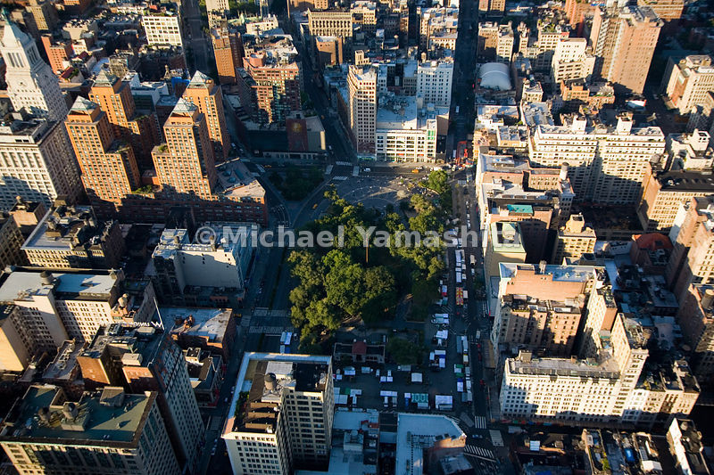 Union Square Park has had a varied history, serving once as a Potter's Field, a parade ground and a public gallows, as well a...