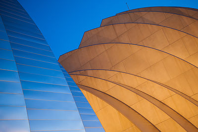 Kauffman Center Design
