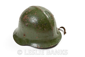 World War II Bulgarian Helmet