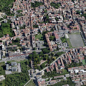 Maddaloni aerial photos