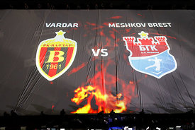 Opening ceremony during the Final Tournament - Semi final match - Vardar vs Meshkov Brest - Final Four - SEHA - Gazprom leagu...