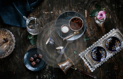 Turkish Coffee Ingredients