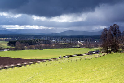 Storm over Speyside