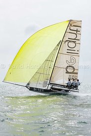 Be Light, HUN 18, 18ft Skiff, Euro Grand Prix Sandbanks 2016, 20160904450