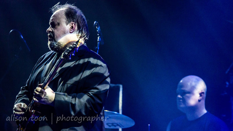 Steve Rothery Band, PZ, 2015