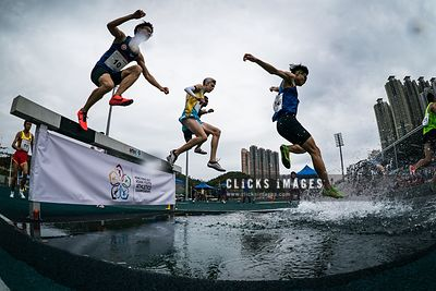 3rd Asian Youth Athletic Championships 2019 photos