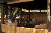 Nsolo bush camp, South Luangwa National Park, Zambia