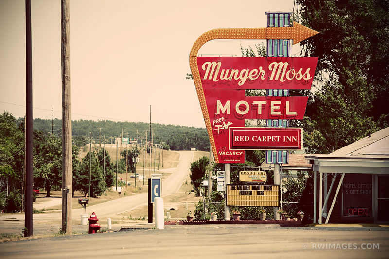 ROUTE 66 MISSOURI COLOR
