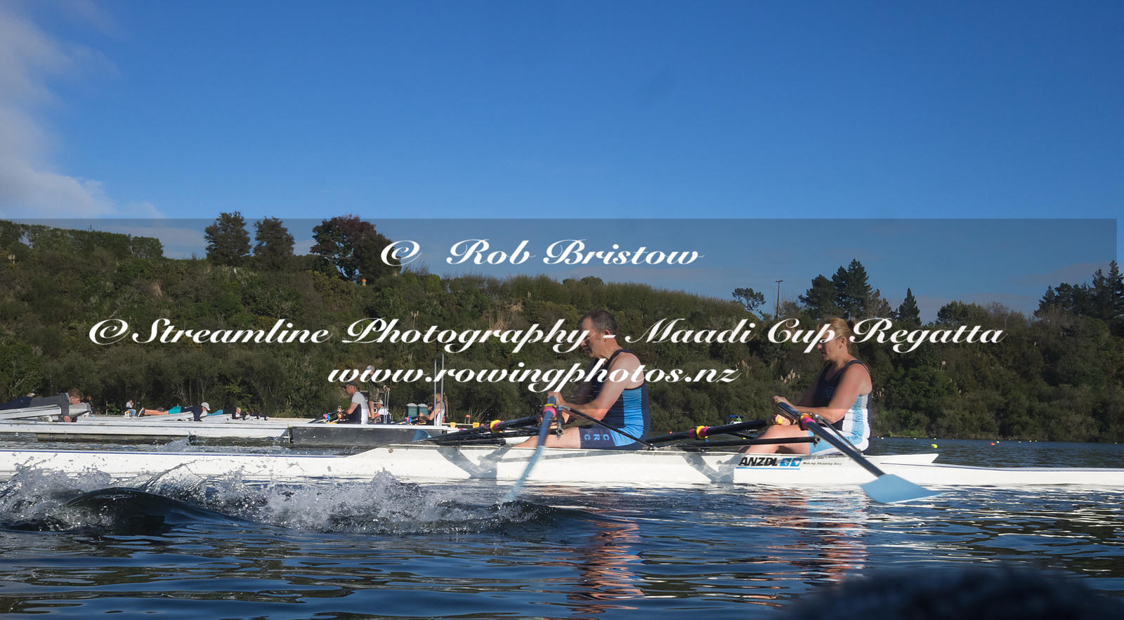 Taken during the World Masters Games - Rowing, Lake Karapiro, Cambridge, New Zealand; ©  Rob Bristow; Frame 1308 - Taken on: Friday - 28/04/2017-  at 09:22.28