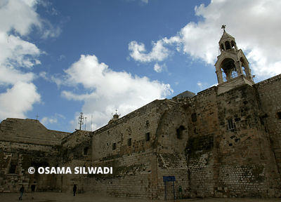 Bethlehem is a Palestinian City south of Jerusalem in the West Bank. The biblical birthplace of Jesus, it's a major Christian...