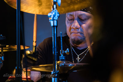 Francis Ruiz, drums, Buckcherry