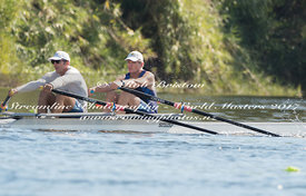 Taken during the World Masters Games - Rowing, Lake Karapiro, Cambridge, New Zealand; ©  Rob Bristow; Frame 3842 - Taken on: ...