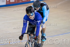Men Keirin 7-12 Final. Ontario Track Championships, March 3, 2019