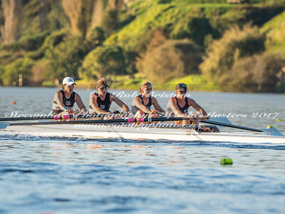 Taken during the World Masters Games - Rowing, Lake Karapiro, Cambridge, New Zealand; ©  Rob Bristow; Frame 4756 - Taken on: Monday - 24/04/2017-  at 17:52.06