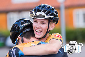 The 2018 Road Race Men Junior Danish National Cycling Championship