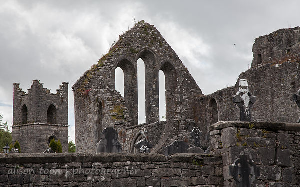 Cathedral, Cong, Ireland