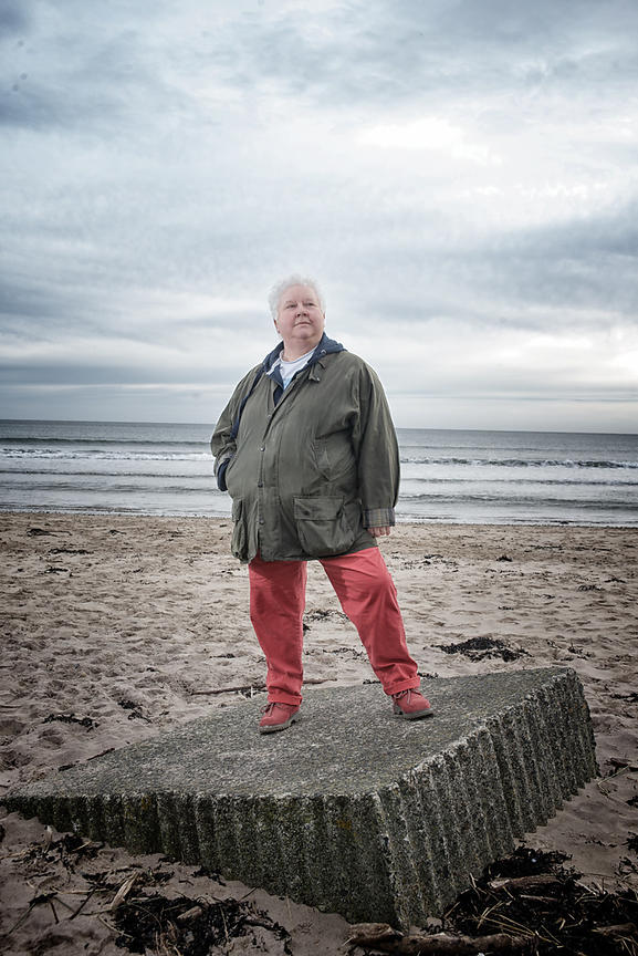 Val McDermid, writer
