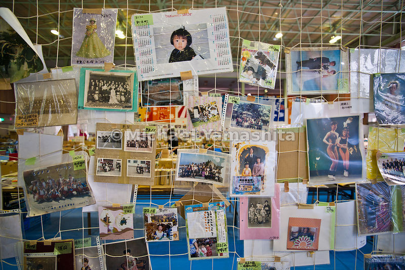 Karakuwa branch , biggest photo Rescue center we've seen. All kingds of memorabilia cleaned and displayed here for claiming b...