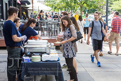 Hoopla - Taste of Iowa City, August 26, 2014