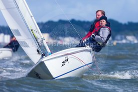 Flying Fifteen 3966, Zhik Poole Week 2015, 20150826360