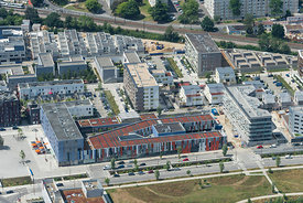 Quartier Bottieres-Chesnaie