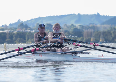 Taken during the World Masters Games - Rowing, Lake Karapiro, Cambridge, New Zealand; ©  Rob Bristow; Frame 519 - Taken on: T...
