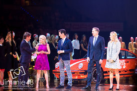 Tracy Austin, Mark Webber, Oliver Blume, Angelique Kerber