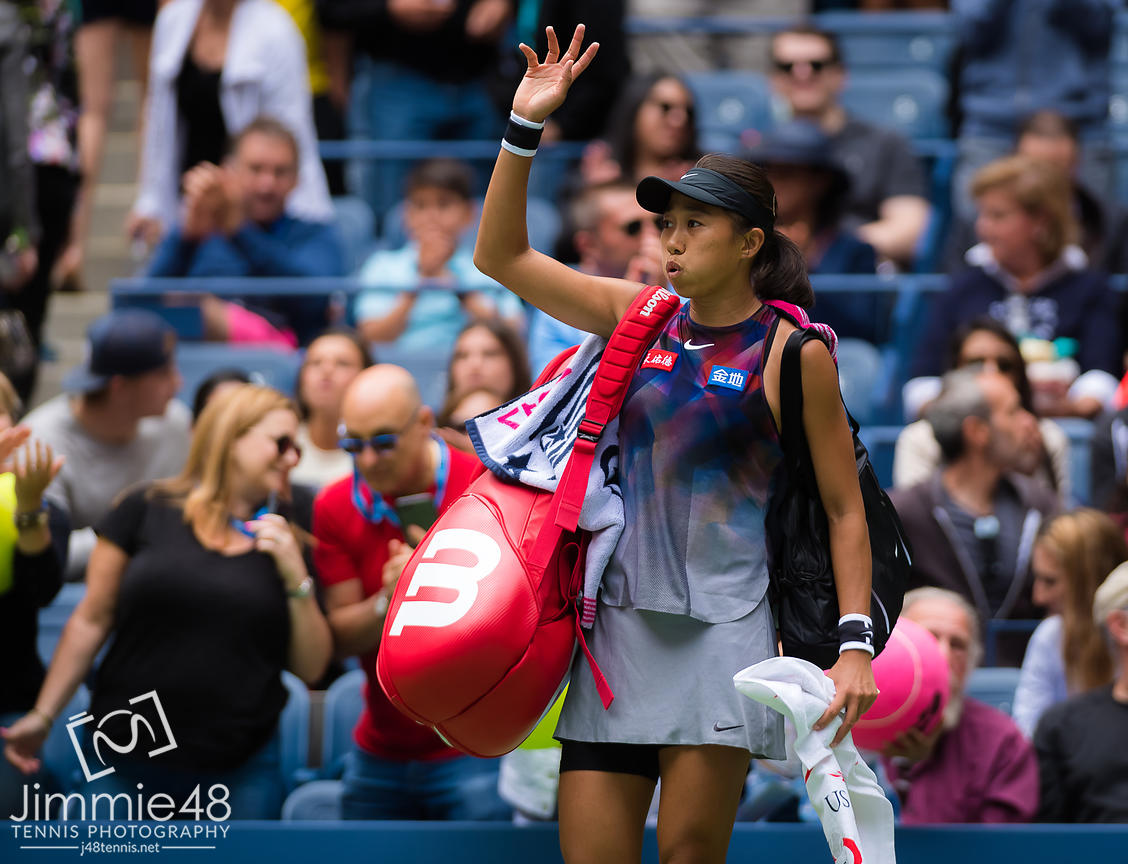 US Open 2017, New York City, United States - 2 Sep 2017