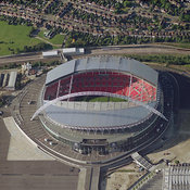 Wembley Stadium, London Olympics 2012