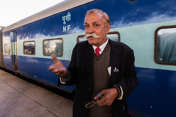 Indian Railways Employee