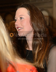 Willa Newton - The BHSC Cocktail Party at Belvoir Castle, 11th March 2017