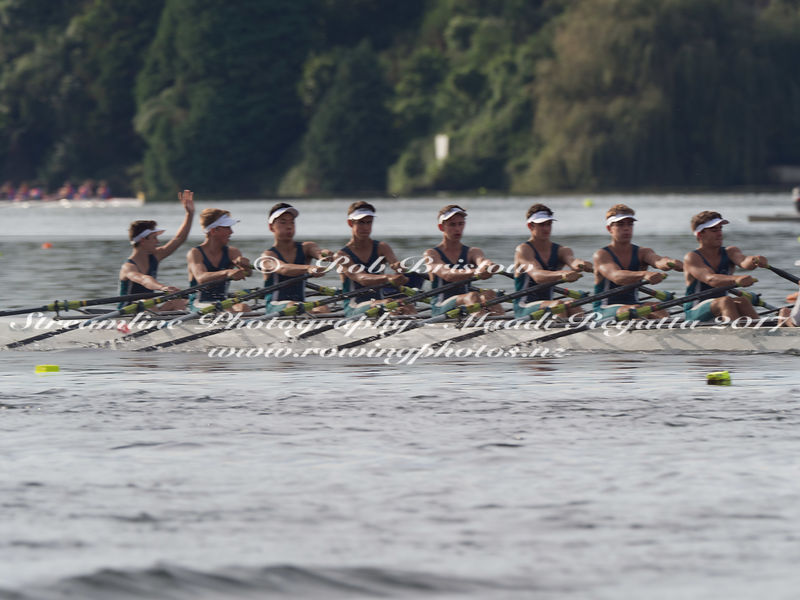 Taken during the NZSSRC - Maadi Cup 2017, Lake Karapiro, Cambridge, New Zealand; ©  Rob Bristow; Frame 2965 - Taken on: Saturday - 01/04/2017-  at 17:10.41
