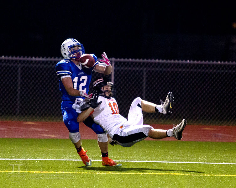 P-C - IAHSFB Clear Creek Amana vs Fairfield, October 23, 2015