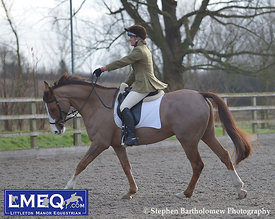 LMEQ Combined Training [17-01-2015] Dressage