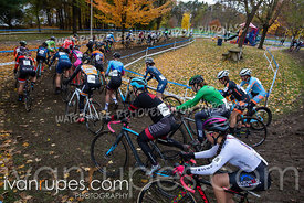 UCI C2 Elite Women. Silver Goose C2 Cyclocross Festival, November 3, 2018