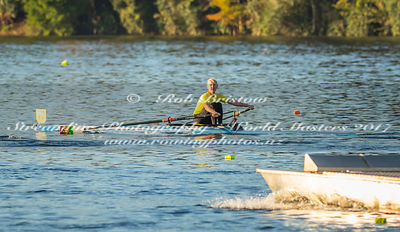 Taken during the World Masters Games - Rowing, Lake Karapiro, Cambridge, New Zealand; Wednesday April 26, 2017:   8281 -- 201...