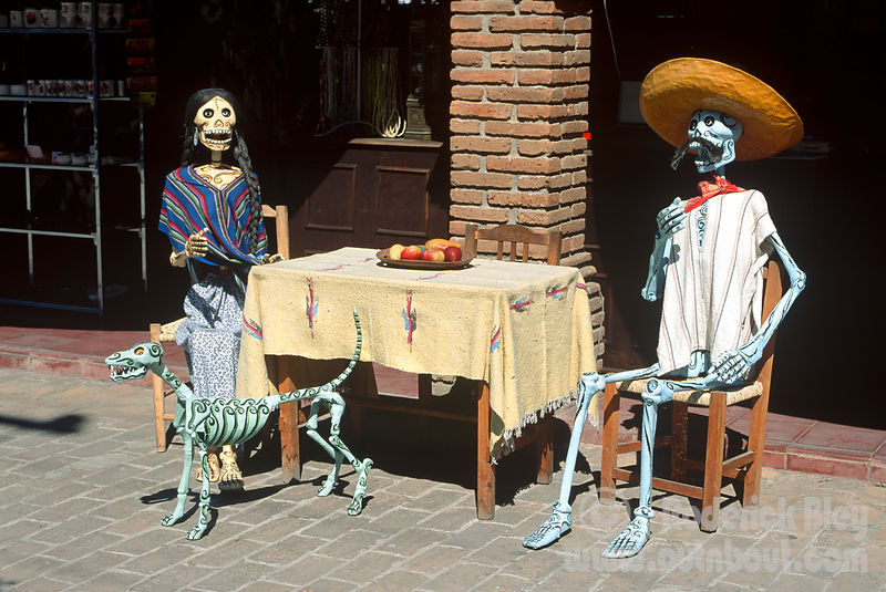 Mexican Antique Family