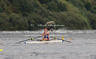 Taken during the NZSSRC - Maadi Cup 2017, Lake Karapiro, Cambridge, New Zealand; ©  Rob Bristow; Frame 503 - Taken on: Friday - 31/03/2017-  at 08:28.37