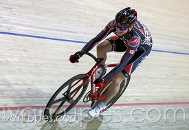 Master Men Sprint Qualification. Track O-Cup #2, Milton, On, March 27, 2015