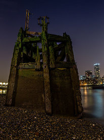 London2016_CanaryWharf_Lowtide_January_045