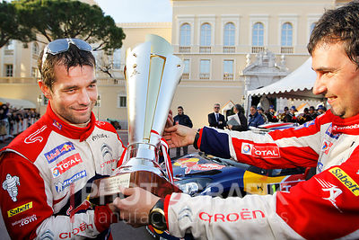 KEY WORDS: LOEB / ELENA / RALLY / MOTORSPORT / 2012