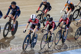 Cat 1 Women Scratch Race, 2017/2018 Track Ontario Cup #2, Mattamy National Cycling Centre, Milton On, January 14, 2018
