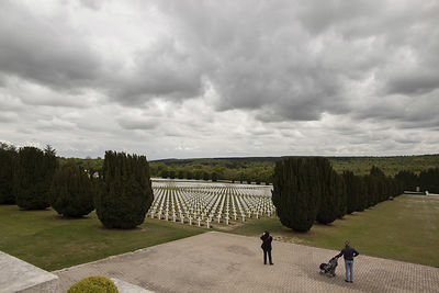 National Cemetery near Douaumont