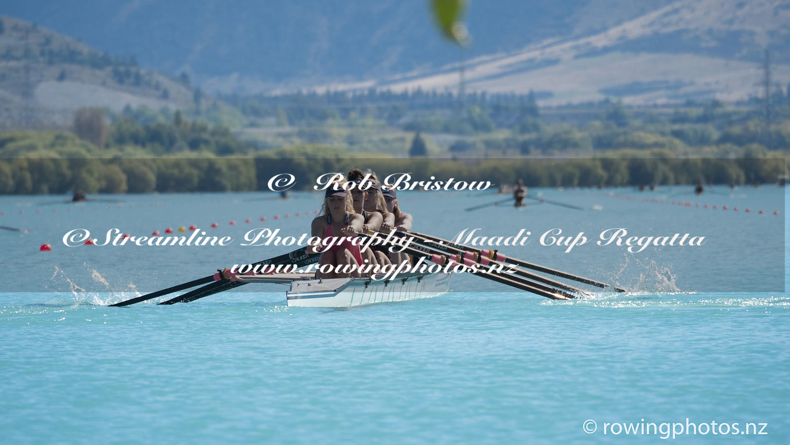 Taken during the Maadi Cup Regatta 2018, Lake Ruataniwha, Twizel, New Zealand; ©  Rob Bristow; Frame 0054 - Taken on: Sunday ...