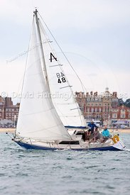 Orion, 48, Achilles 9m, Weymouth Regatta 2018, 20180908833.